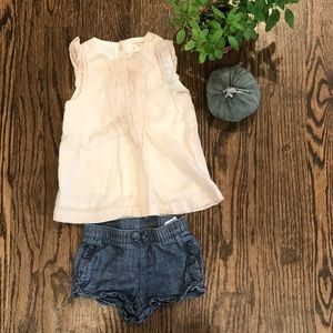 💕4/$20💕 12-18M outfit